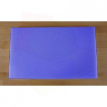 Tagliere in polietilene rettangolare 30X50 cm blu - spessore 10 mm