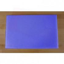Tagliere in polietilene rettangolare 40X60 cm blu - spessore 100 mm