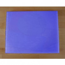 Tagliere in polietilene rettangolare 40X50 cm blu - spessore 10 mm